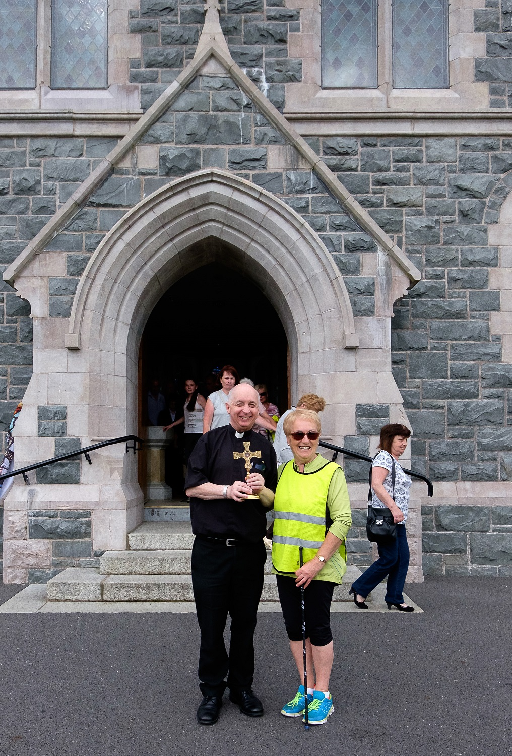 St Oliver Plunkett Camino  passes through BallymacnabBallymacnab Armagh Co.Armagh 9 July 2019CREDIT: LiamMcArdle.com
