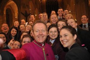 Armagh selfie 2