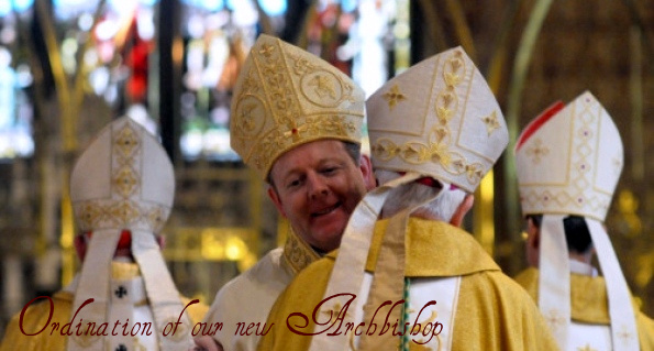 Our new archbishop
