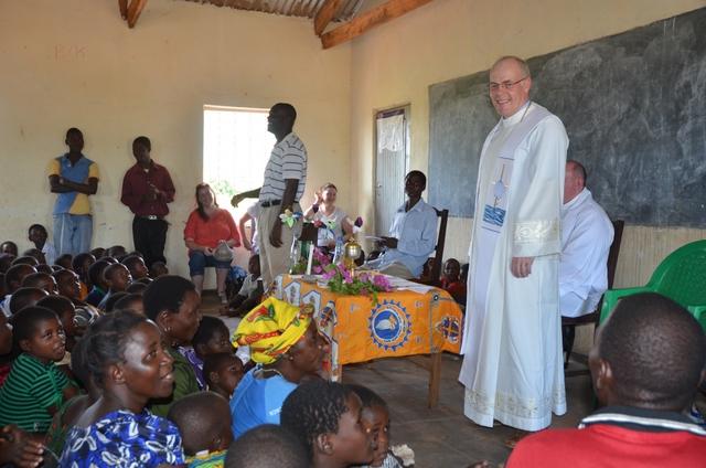Fr Gerry Mass