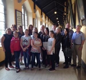 Caritas Choir Coalisland
