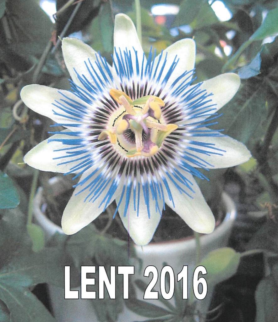 Lent 2016