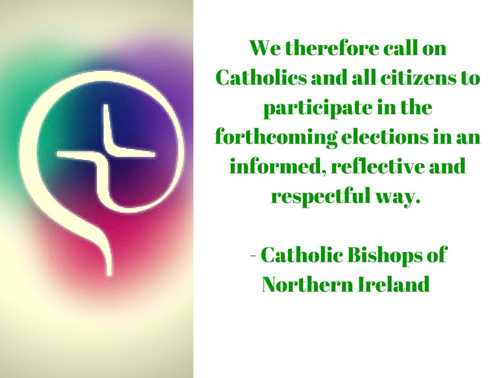 NI Bishops Pastoral Reflection 1