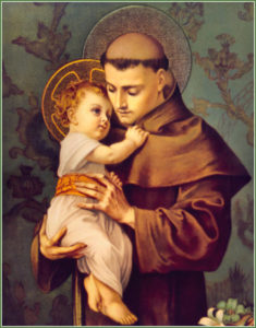 Relics of St Anthony of Padua to visit Armagh @ Armagh Cathedral