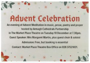 Advent Celebration @ Market Place Theatre Armagh