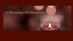 """In November We Remember"", 1st Nov 2020, 3pm, St. Patricks Cathedral Armagh. @ St. Patrick's Cathedral Armagh"